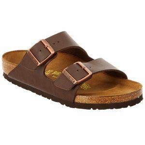 BIRKENSTOCK Arizona BS Dark Brown Sandals
